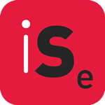 ISE-logo_icon_colour_red-background