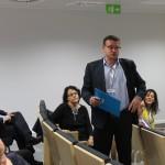 Manuel Sánchez-Rubio explica las líneas de investigación de Cybersecuritics