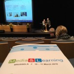 Media & Learning Congress, Brussels.