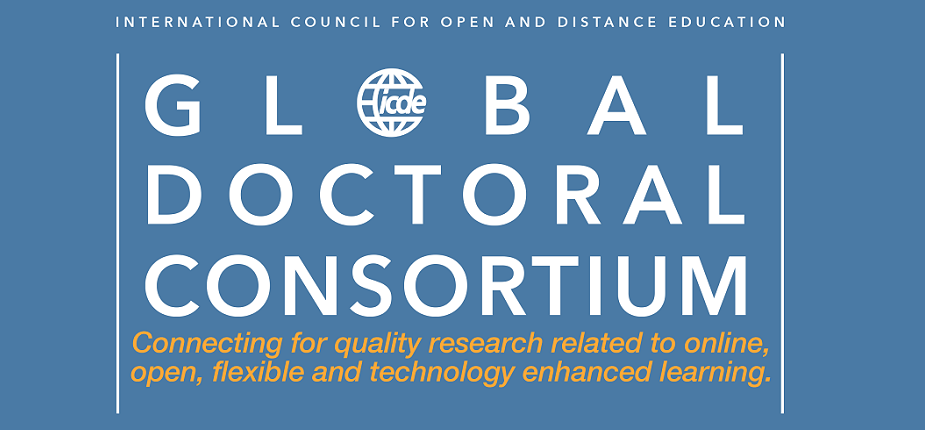 ICDE together with founding partners launches the first and unique global consortium to support doctoral students in the research field of online, open, flexible and technology enhanced learning