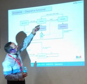 Presentando el proyecto Social4ALL, sobre diversidad funcional y adaptación de páginas web a normas WCAG guidelines mediante una pasarela personalizable