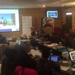 Participants en la Marocaine conférence de l'éducation ouverte et du projet OpenMed / Foto: Fabio Nascimbeni