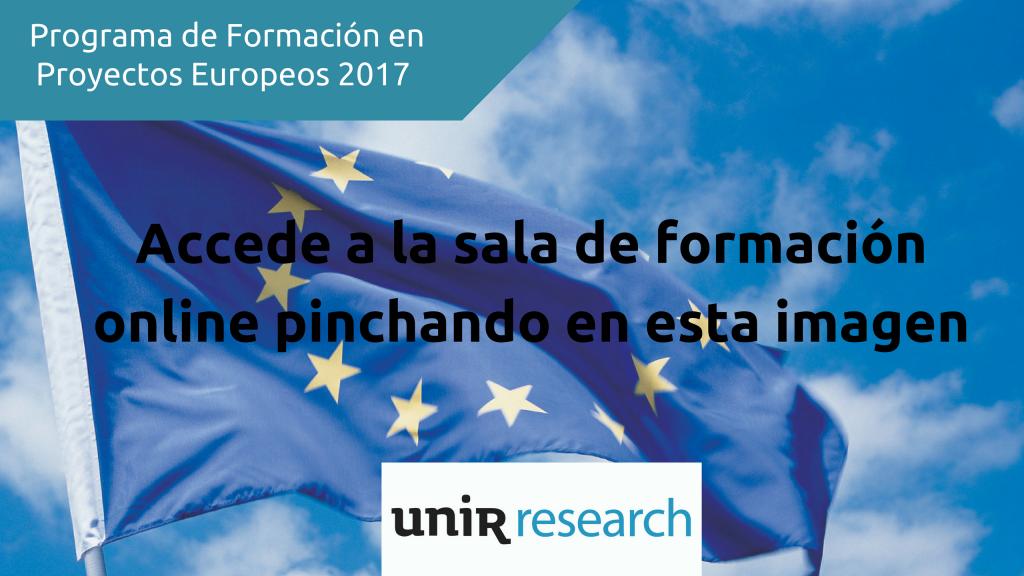 20170112-Programa de Formación en Proyectos Europeos 2017