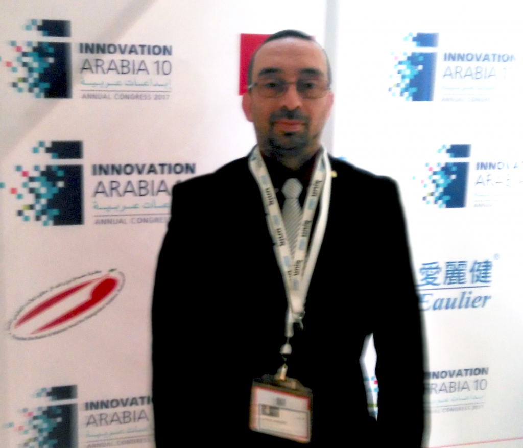 En la conferencia Innovation Arabia 10