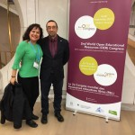 With Marisol Ramírez, Head of Educational Technology at Tecnológico de Monterrey, México