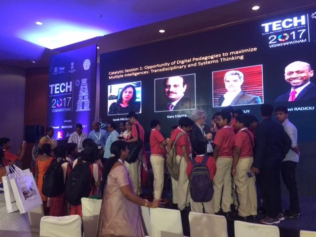 Panel de expertos en TECH 2017
